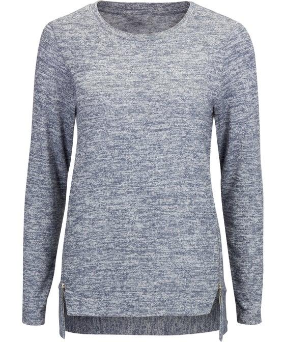 Women's Fluffy Sweatshirt