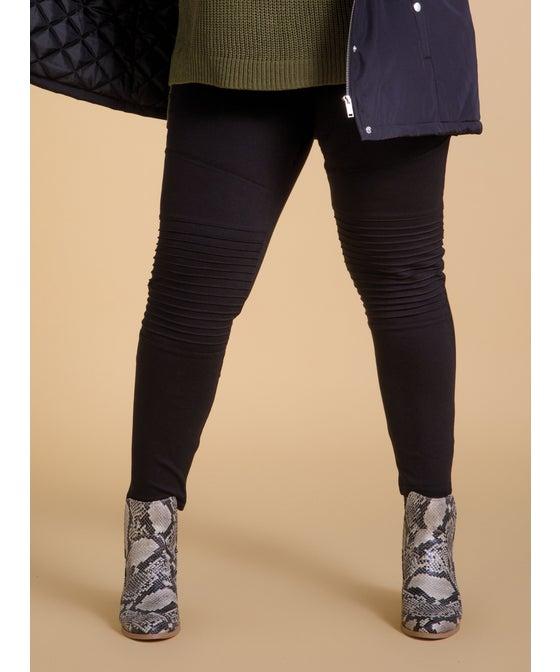 Women's Isobelle Biker Ponte Pant