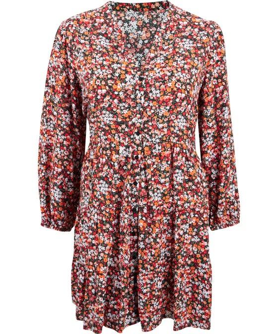 Womens' Isobelle Plus Button Front Dress