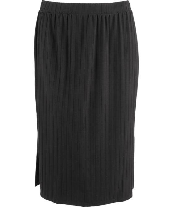 Women's Isobelle Rib Midi Skirt