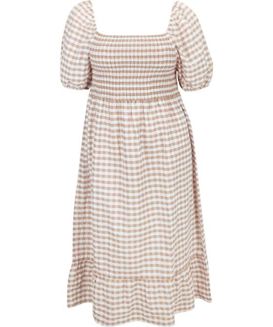 Women's Isobelle Shirred Bust Midi Dress