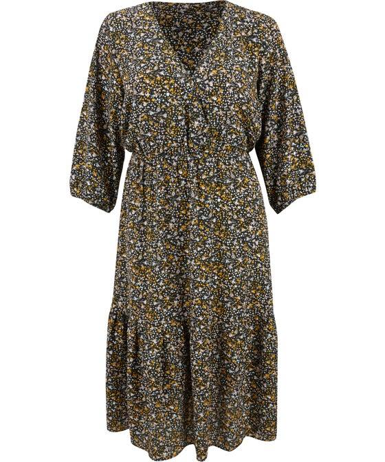 Women's Isobelle Wrap Midi Dress