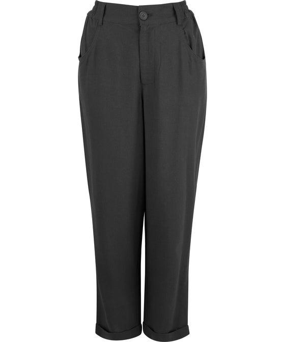 Women's High Waist Tapered Pant