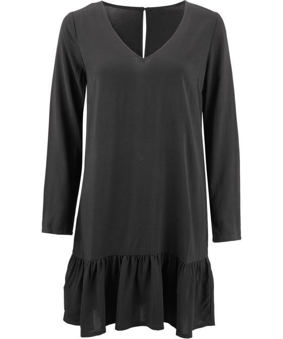 Women's Long Sleeve Shell Dress