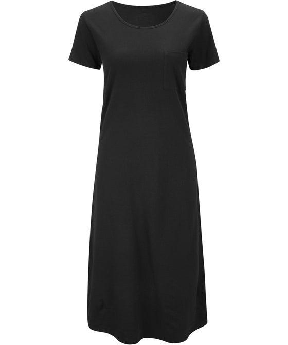 Women's Midi T-Shirt Dress