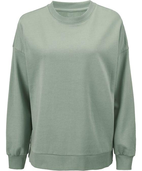 Women's Organic Cotton Crew Sweatshirt