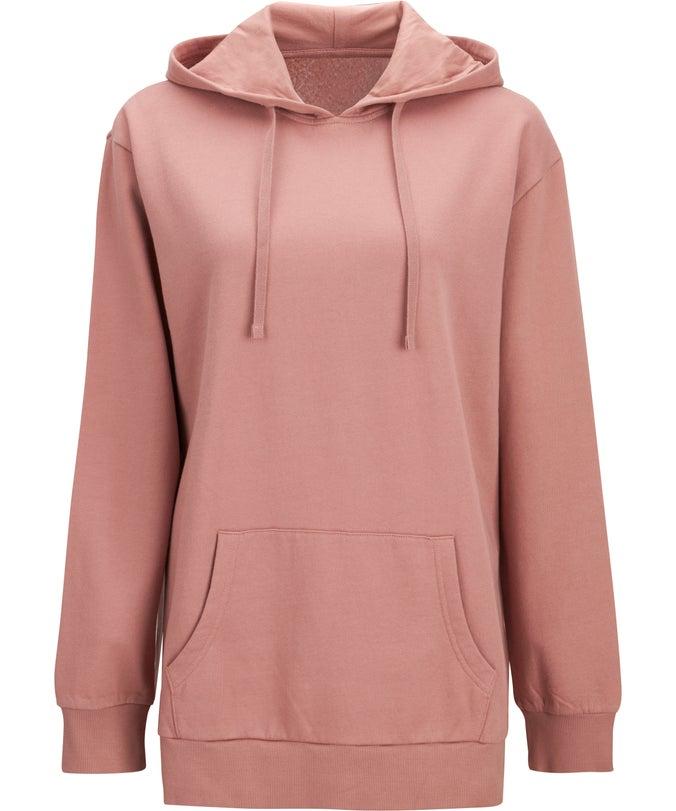 L Organic Cotton Hooded Sweatshirt