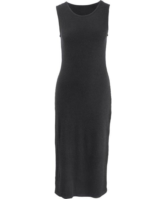 Womens' Rib Knitted Sleeveless Dress