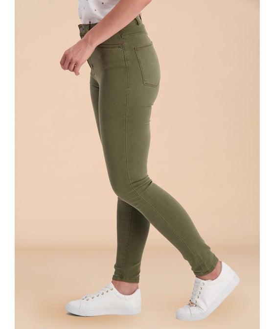 Women's Soft Touch High Rise Denim Jean