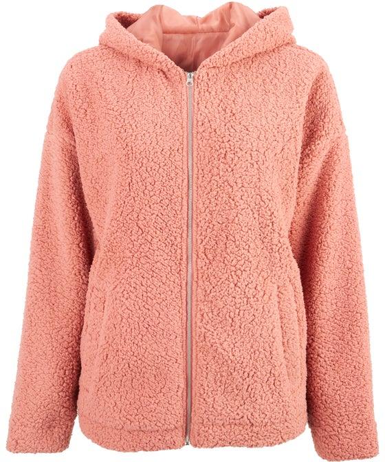 Women's Teddy Hooded Jacket