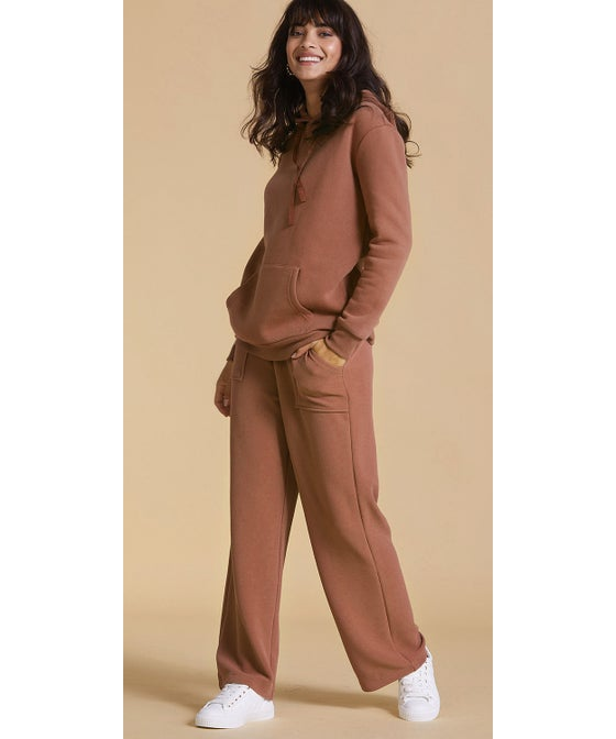 Women's Textured Jersey Pant