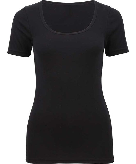Women's Thermo Short Sleeve Thermal Top
