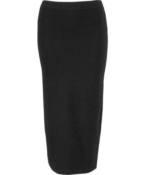 Women's Tube Midi Skirt