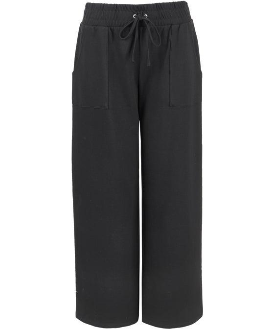 Women's Wide Leg Pocket Pant