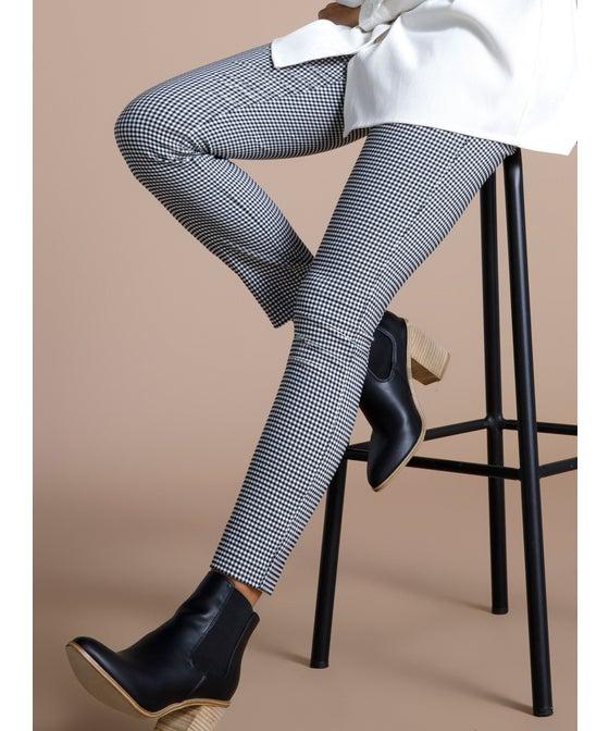 Women's Zip Side Skinny Pant