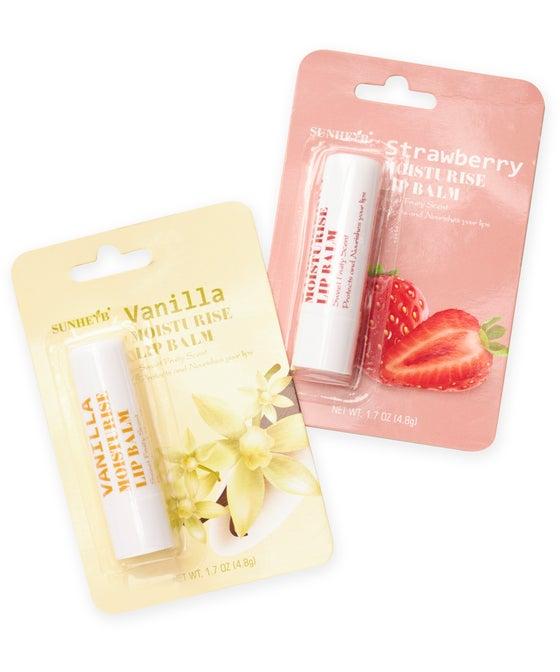 Lip Balm Strawberry and Vanilla - Assorted