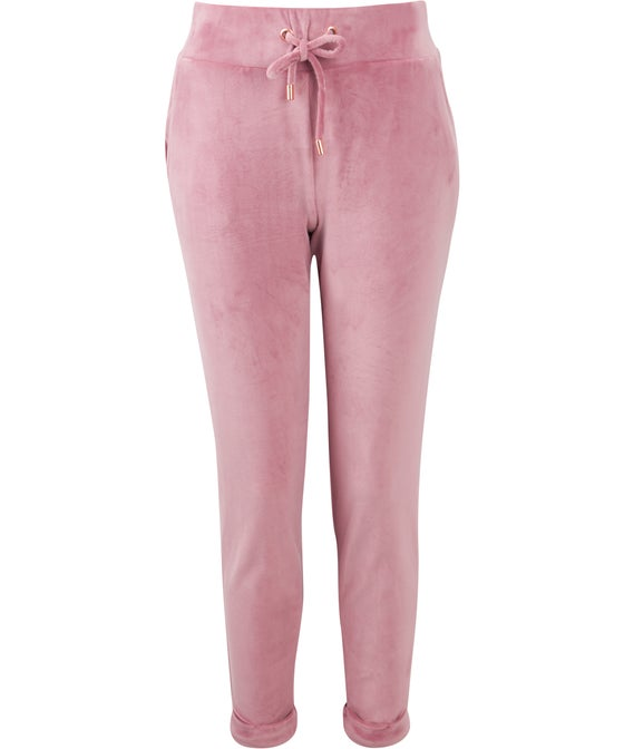 Women's Velour Lounge Pant