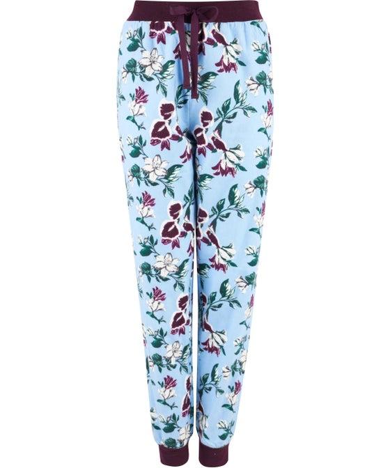 Women's Flannel Jogger Pants