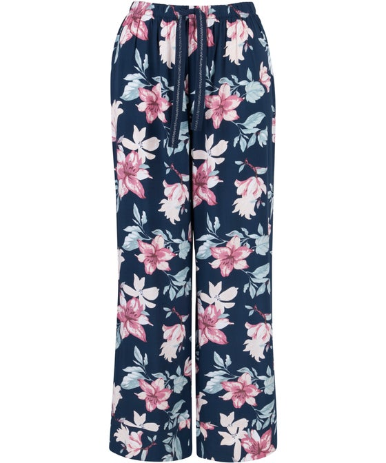 Women's Wide Leg Pyjama Pants