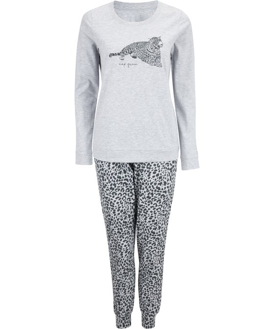 Women's Knit Jogger PJ Set