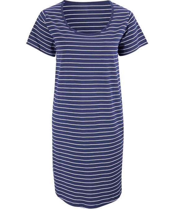 Women's Short Sleeve Cotton Nightie