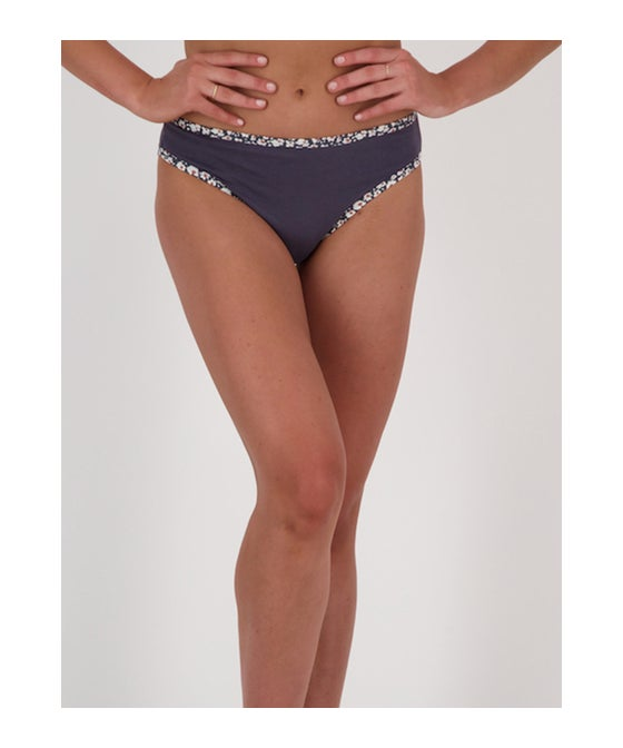 Women's Bound High Bikini Brief