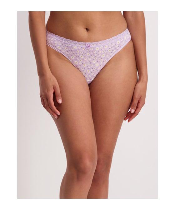 Women's Lace Trim Bikini
