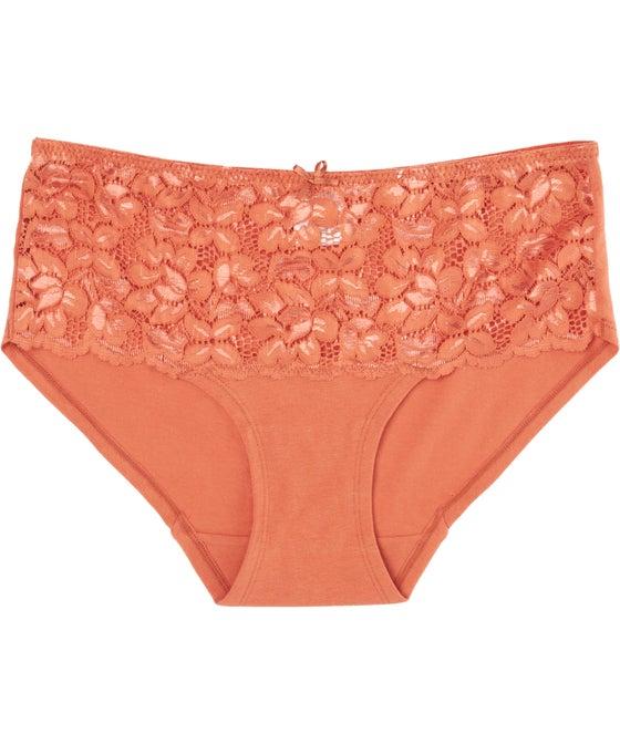 Favourites Lace Shortie Brief