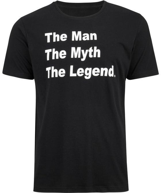 Mens' Slogan T-shirt