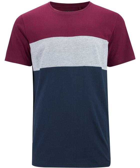 Men's Short Sleeve Cut & Sew Tee