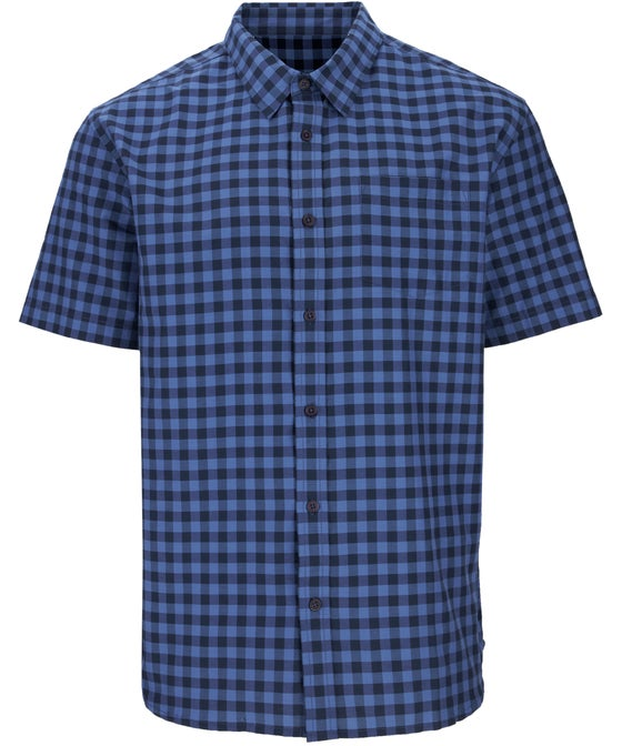Mens' Check Shirt