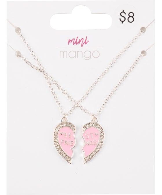 Mini Mango Necklace Set