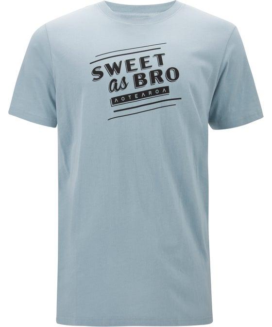 Mens' Kiwiana Print T-shirt