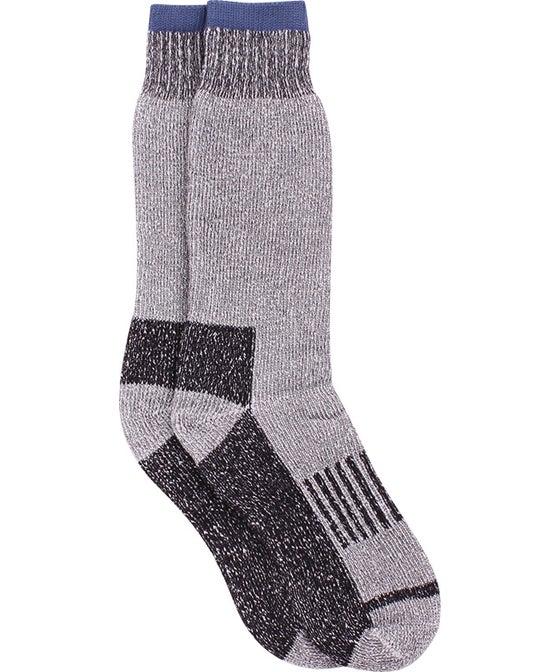 Mens' Wool Blend Boot Socks