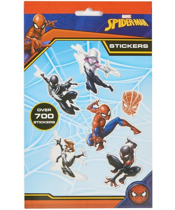 Spiderman Sticker Pad 700s