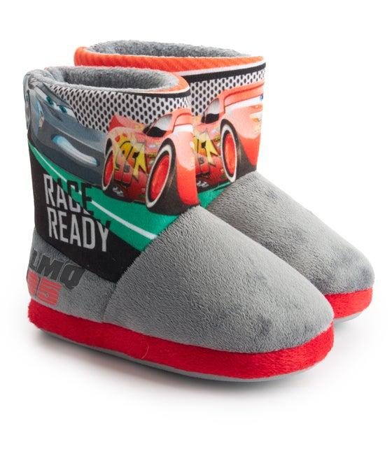 Kids' Cars Slipper Boot
