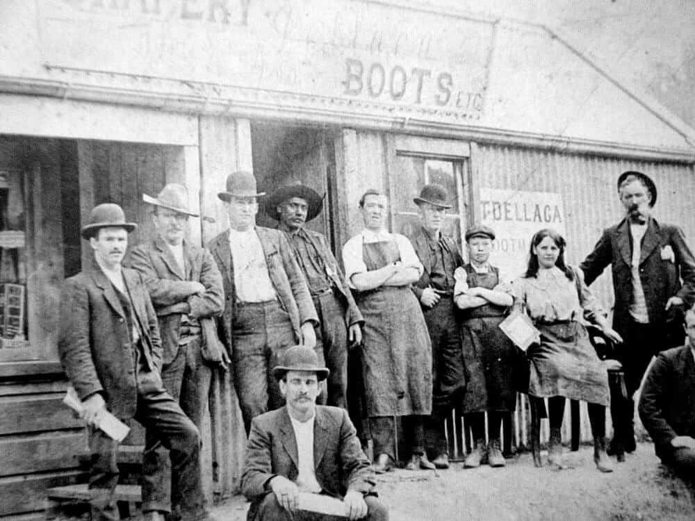 The Original TA Dellaca store at Globe Hill