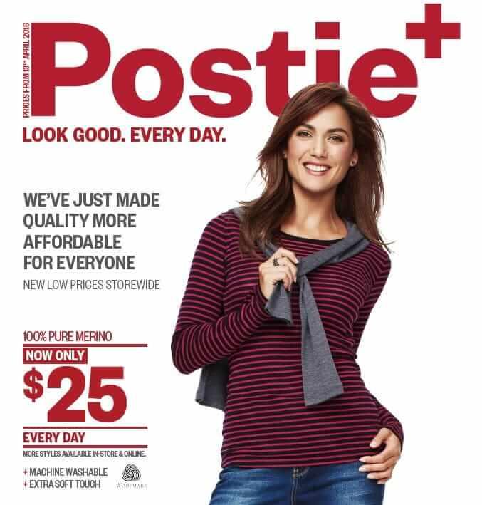 Cover of Postie plus in April 2016